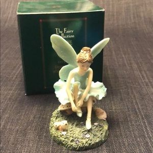 Dezine The fairy collection Crystal Ballet figure